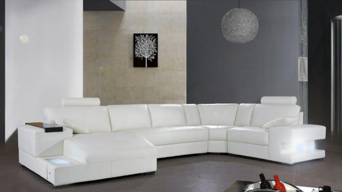 full canape d angle cuir design panoramique fritsch avec lumiere 11 Résultat Supérieur 50 Beau Canape Blanc Panoramique Pic 2017 Kdh6