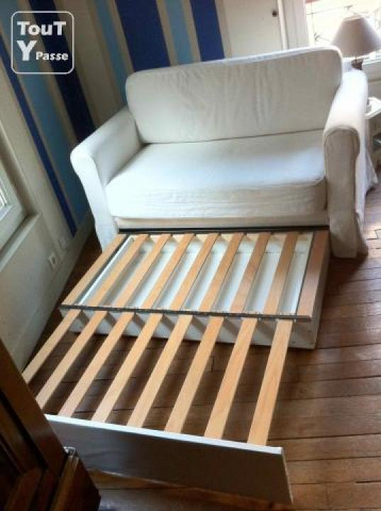 Photos canap convertible 2 places ikea hagalund - Convertible une place ikea ...