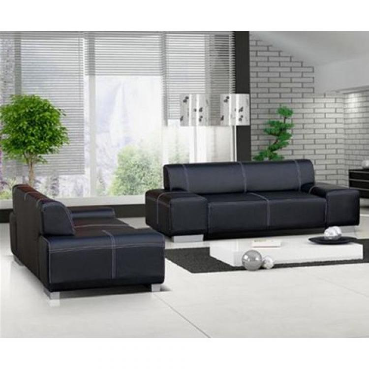 Canape Cuir 7 Places Pas Cher Maison Design