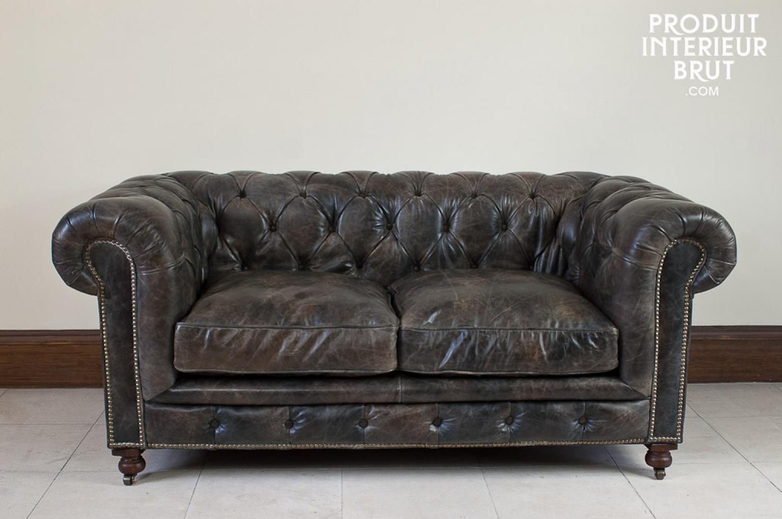 Photos canap chesterfield pas cher for Canape chesterfield pas cher