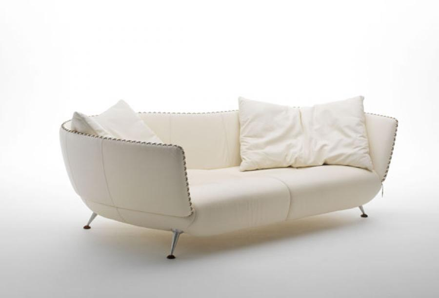 Photos canap convertible cuir blanc ikea for Canape convertible cuir blanc