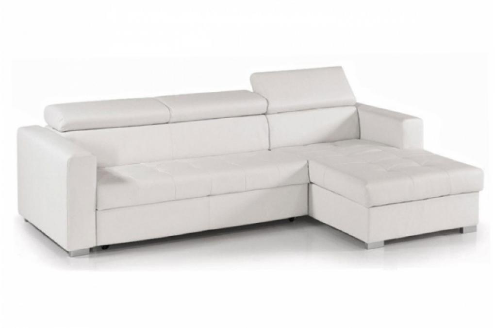 Photos canap convertible cuir blanc pas cher for Lino blanc pas cher