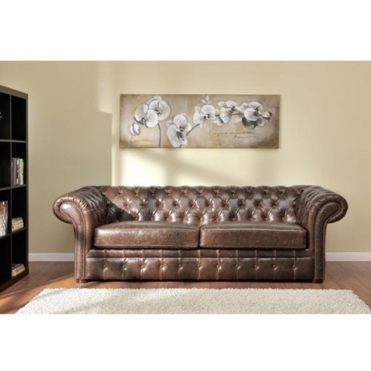 photos canap chesterfield cuir vieilli occasion. Black Bedroom Furniture Sets. Home Design Ideas