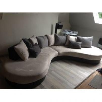 photos canap arrondi. Black Bedroom Furniture Sets. Home Design Ideas