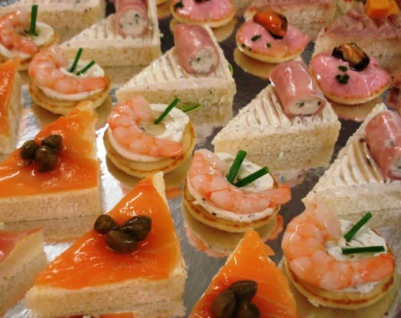 Photos canap au saumon for Canape au saumon