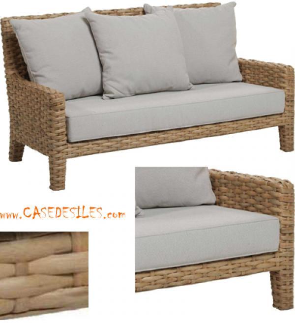 photos canap en rotin. Black Bedroom Furniture Sets. Home Design Ideas