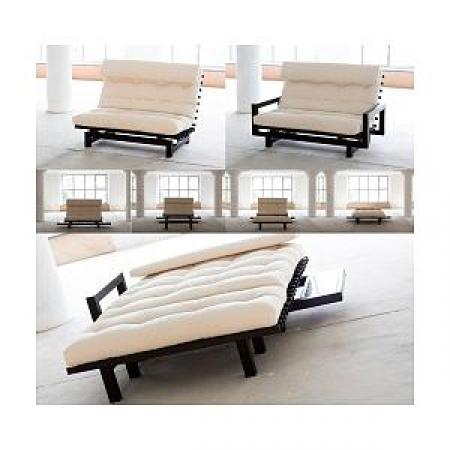 photos canap futon convertible. Black Bedroom Furniture Sets. Home Design Ideas