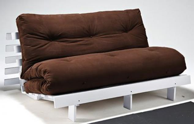 Photos canap futon ikea for Canape convertible bz ikea