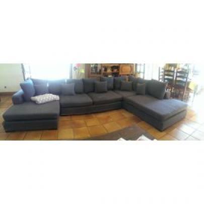 photos canap maison du monde. Black Bedroom Furniture Sets. Home Design Ideas