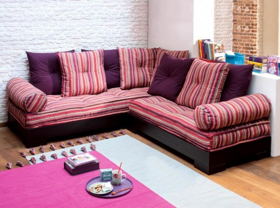 photos canap oriental design