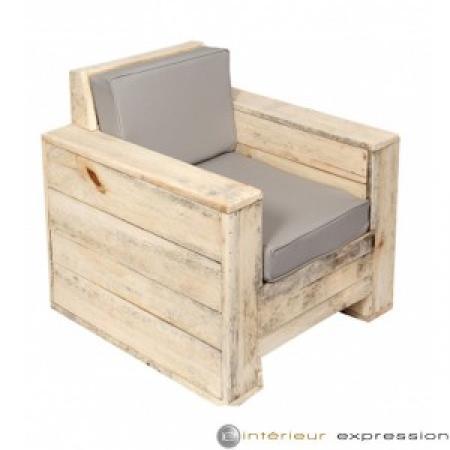 Photos canap palette europe - Plan fauteuil en palette de bois ...