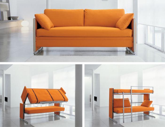 Photos canap qui se transforme en lit - Lit transforme en canape ...