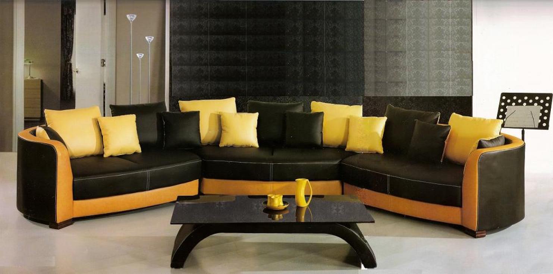 Photos canap salon - Ikea salon en cuir ...