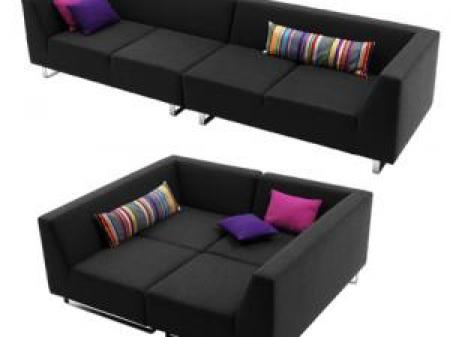 canape modulable convertible. Black Bedroom Furniture Sets. Home Design Ideas
