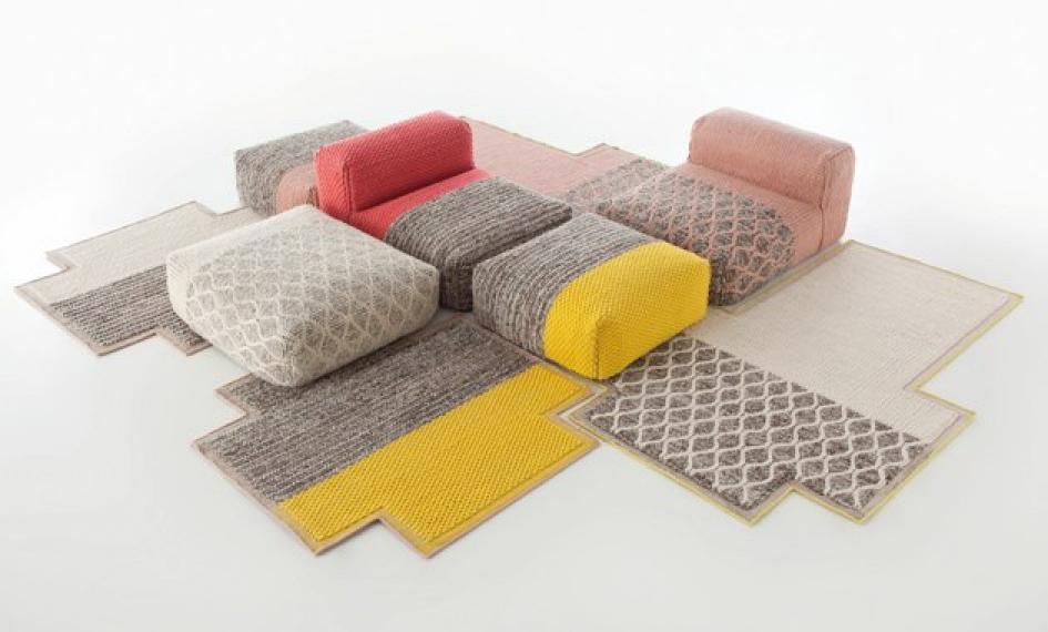photos canap modulable. Black Bedroom Furniture Sets. Home Design Ideas