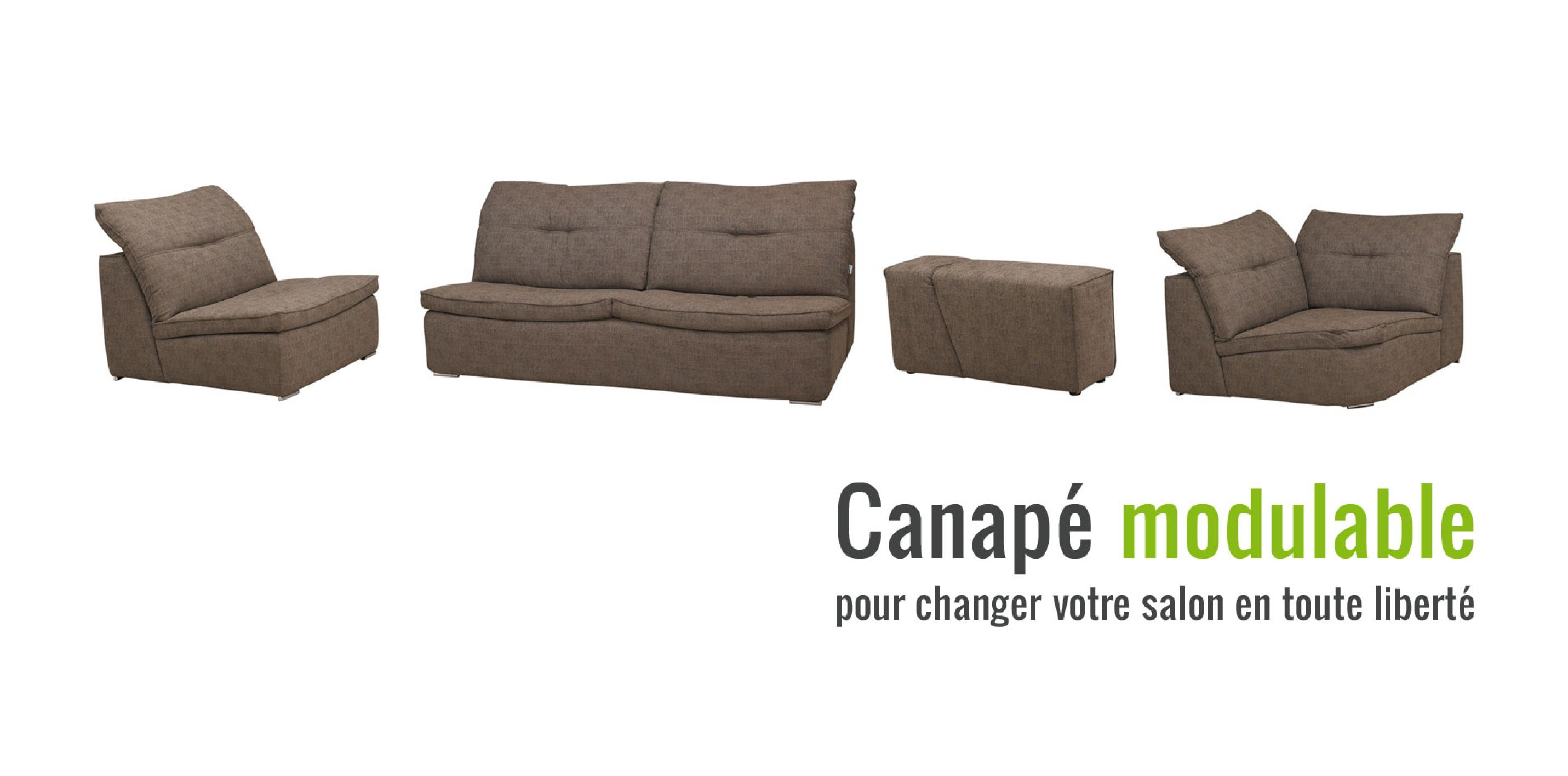 21 canape modulable monsieur meuble 28 images 21 for Canape modulable
