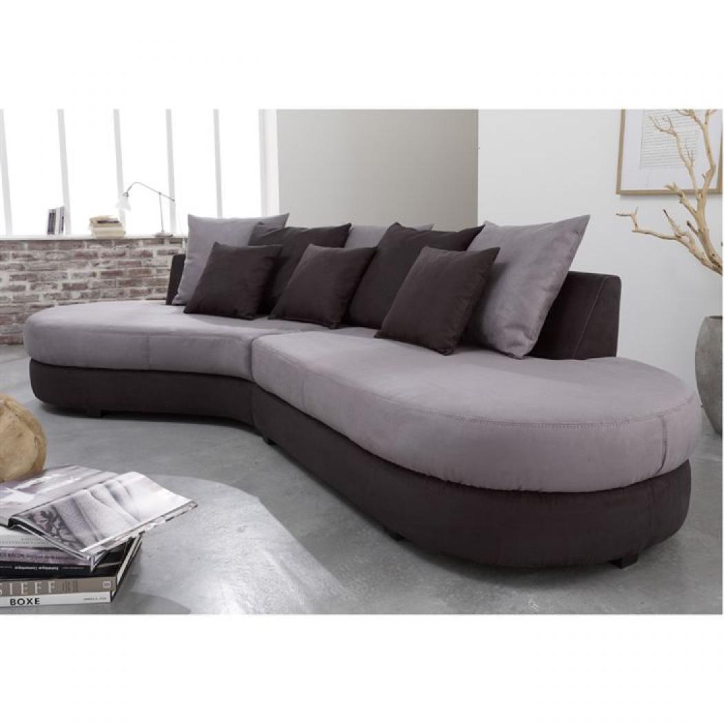 photos canap arrondi convertible. Black Bedroom Furniture Sets. Home Design Ideas
