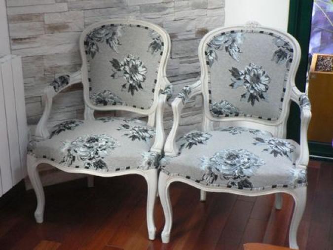 Photos canap anglais tissu fleuri for Canape style anglais