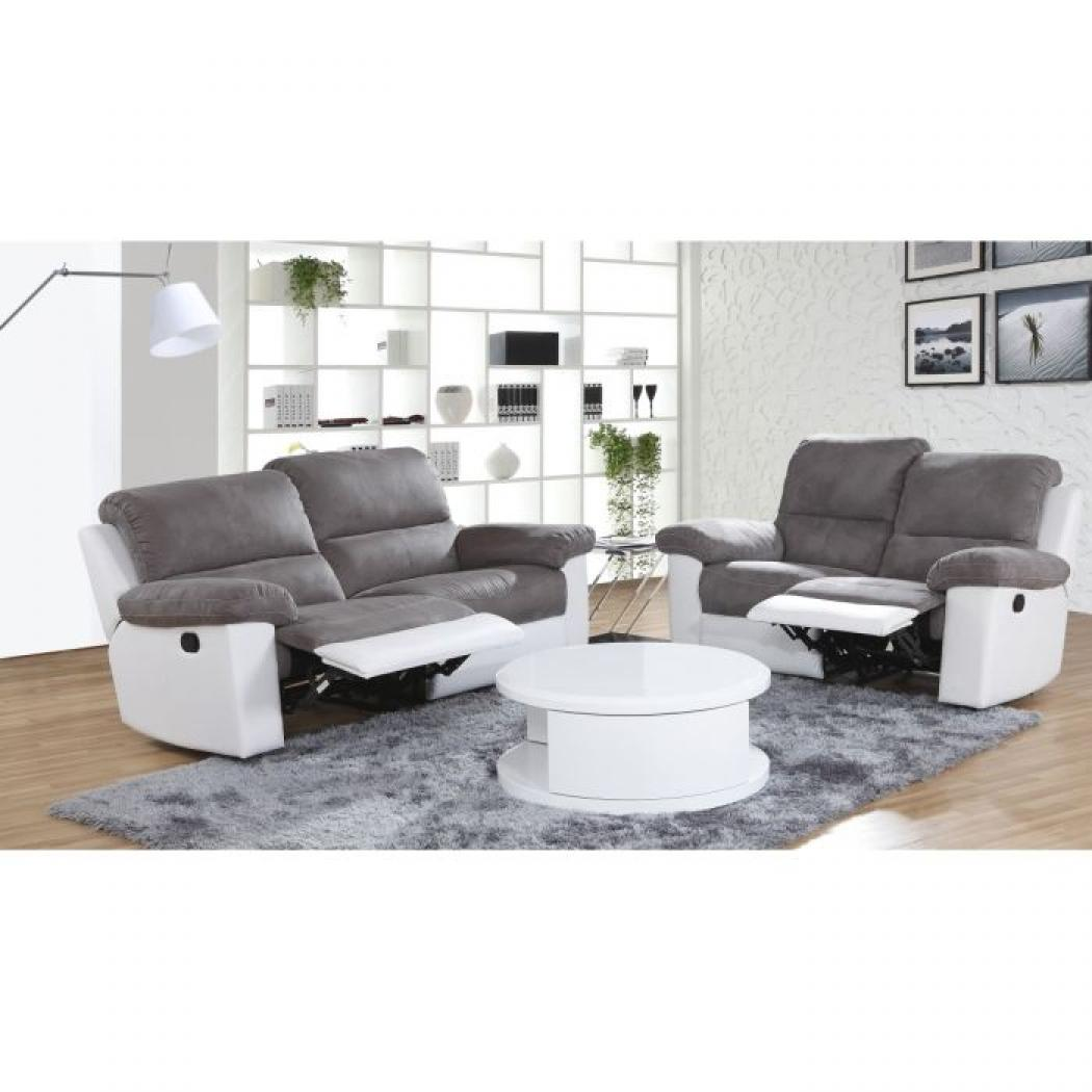 canape cuir relax electrique conforama reims 2322. Black Bedroom Furniture Sets. Home Design Ideas