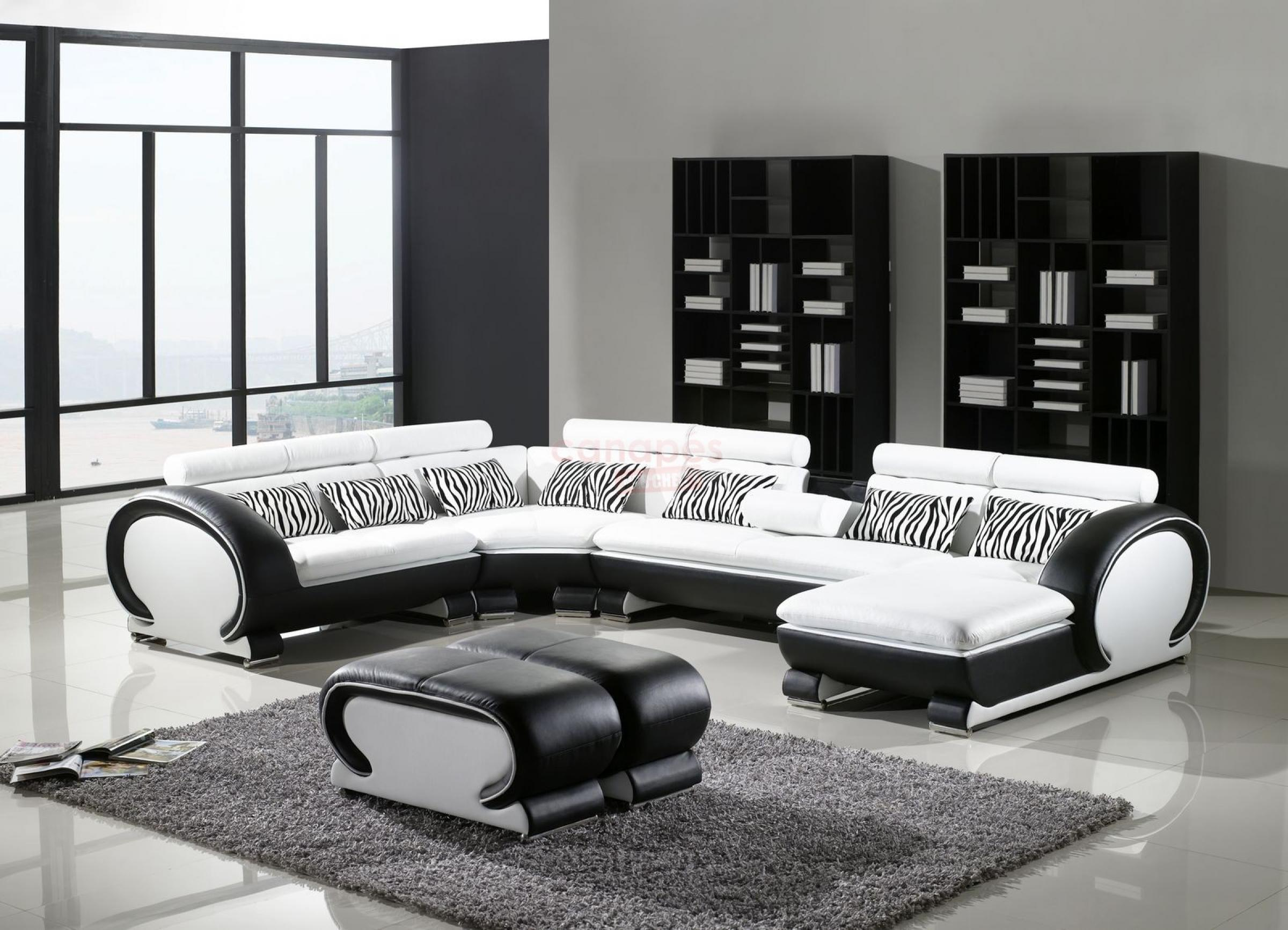 photos canap angle pas cher cuir. Black Bedroom Furniture Sets. Home Design Ideas