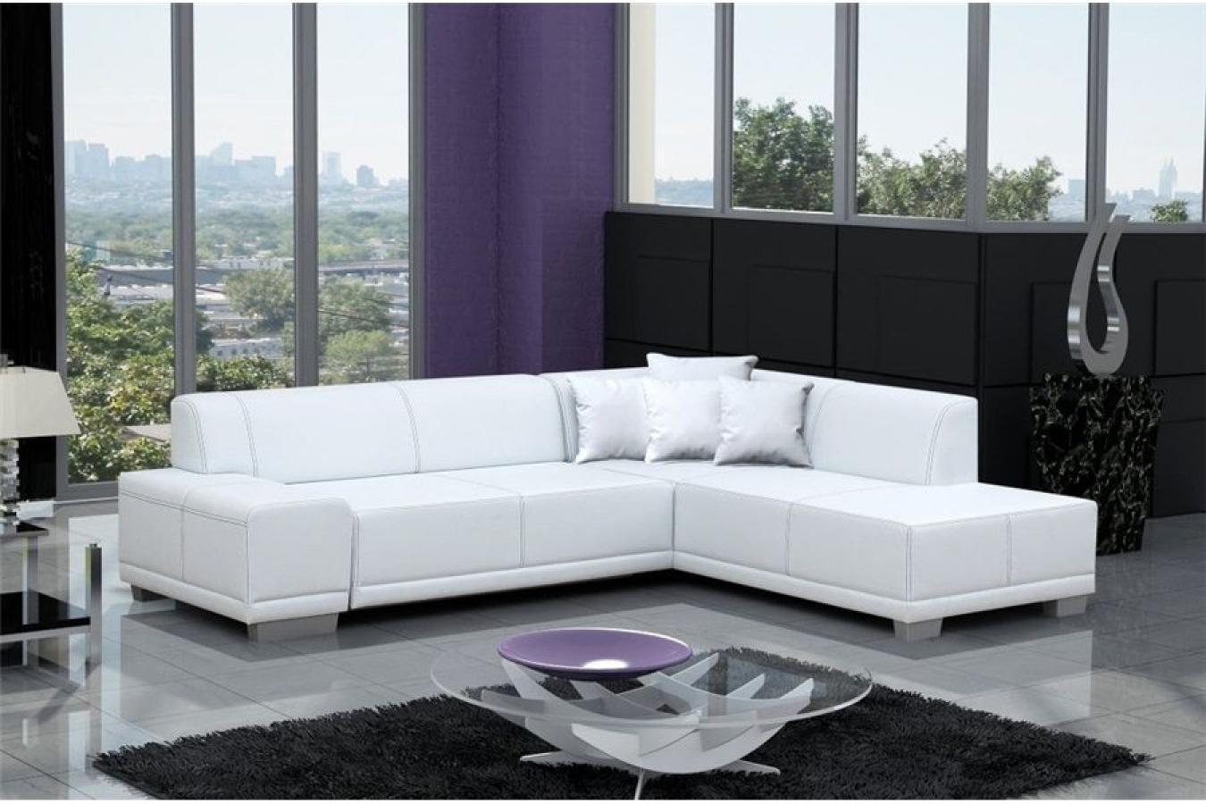 photos canap blanc moderne. Black Bedroom Furniture Sets. Home Design Ideas