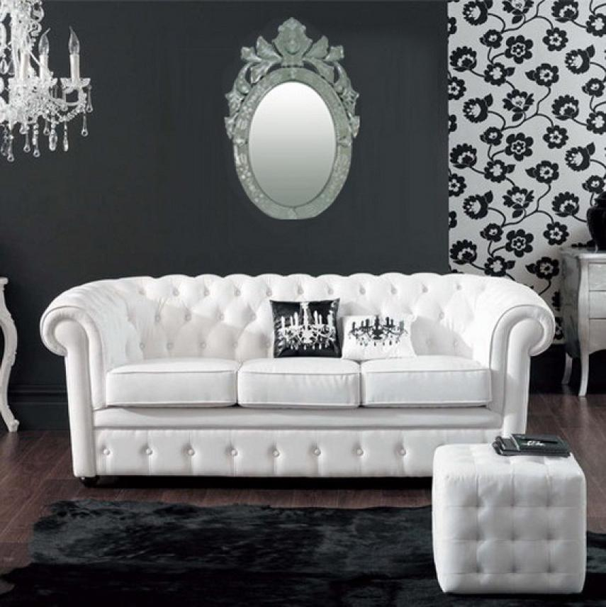Baroque Sofa Black And Silver Baroque Armchairs Of Canape Baroque ...