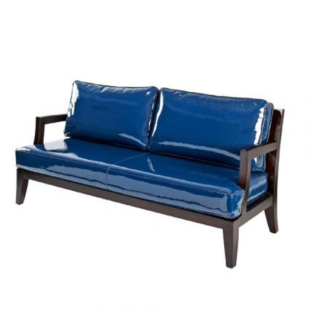 canap bleu. Black Bedroom Furniture Sets. Home Design Ideas