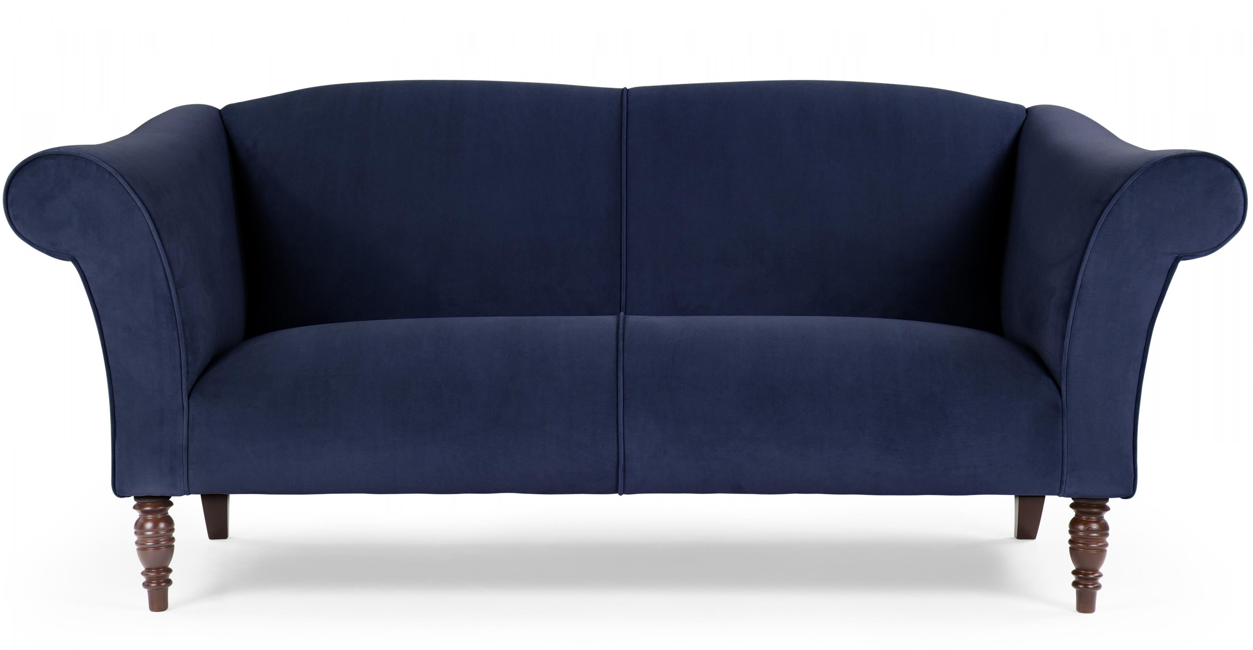 Canape Bleu Roi