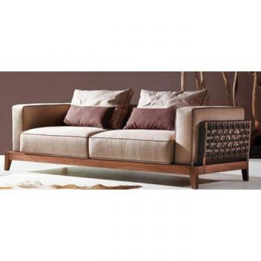 Canape Rustique Bois Et Tissu - Photos canapé bois et tissus