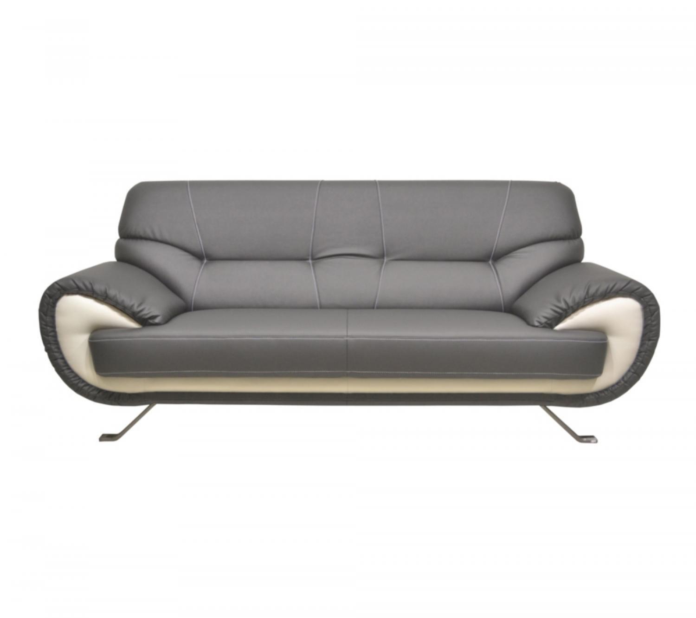 photos canap blanc et gris but. Black Bedroom Furniture Sets. Home Design Ideas
