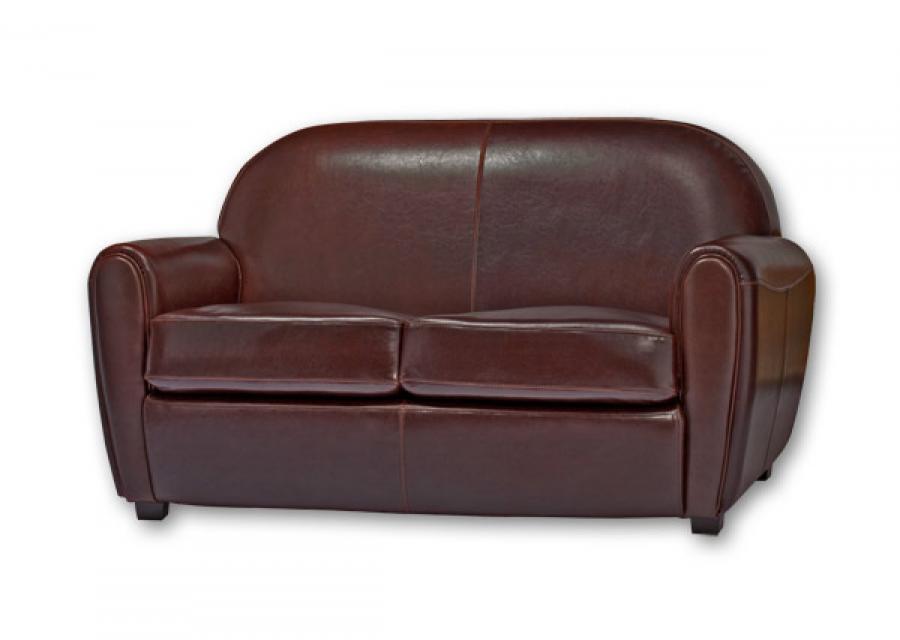 photos canap club cuir. Black Bedroom Furniture Sets. Home Design Ideas