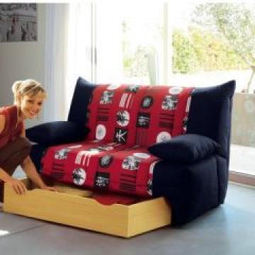 photos canap clic clac ado. Black Bedroom Furniture Sets. Home Design Ideas