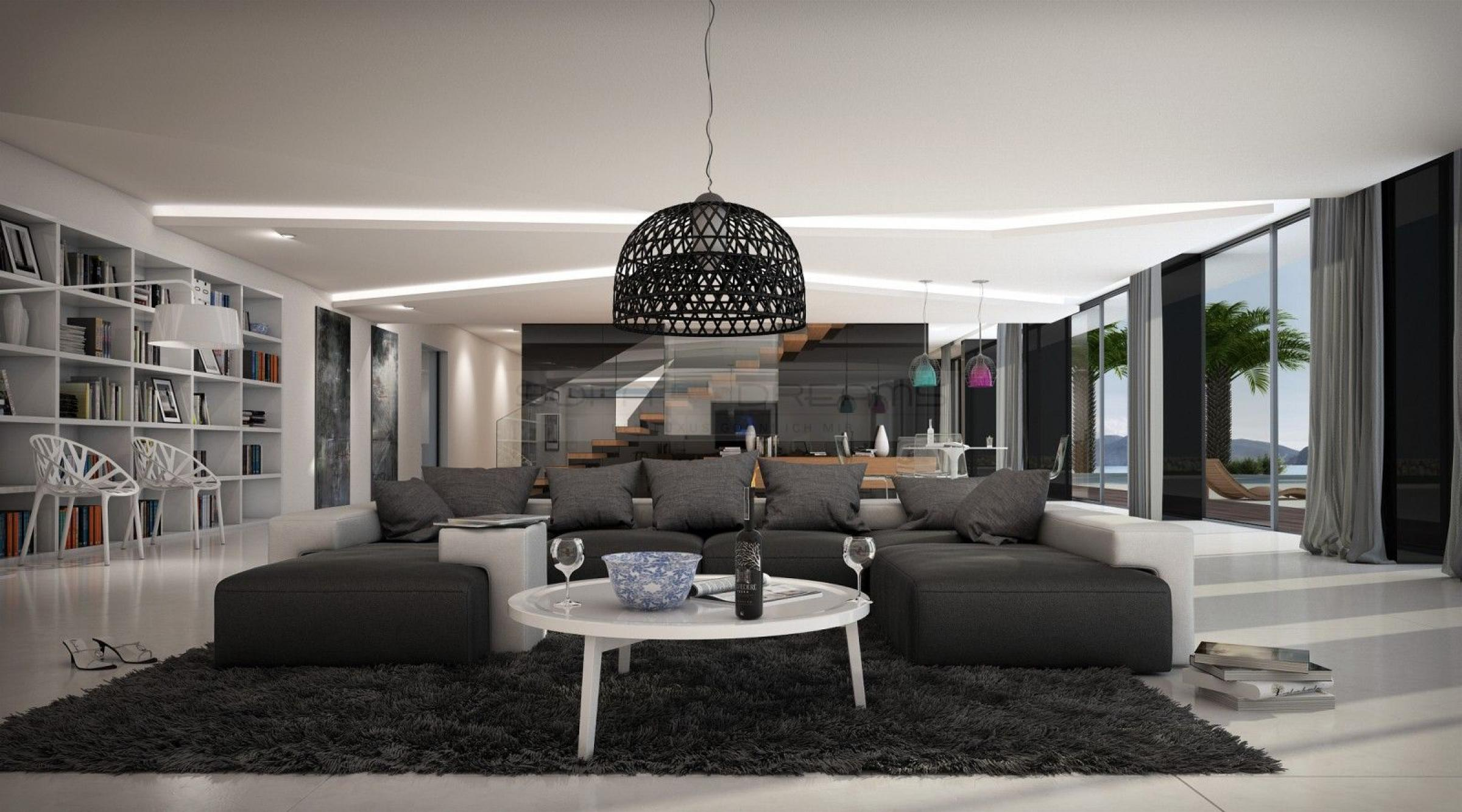 photos canap en u simili cuir. Black Bedroom Furniture Sets. Home Design Ideas