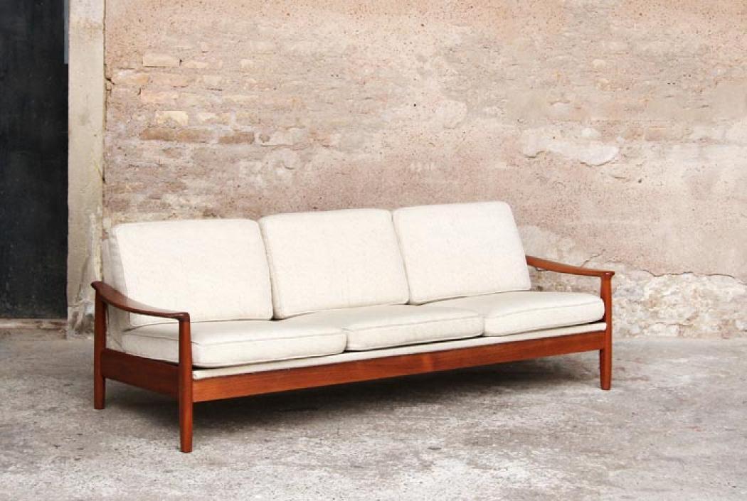 photos canap en bois design. Black Bedroom Furniture Sets. Home Design Ideas